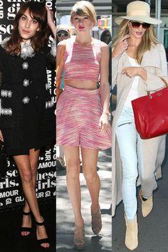 #theLIST: 10 Celebrities with a Signature Style - HarpersBAZAAR.com
