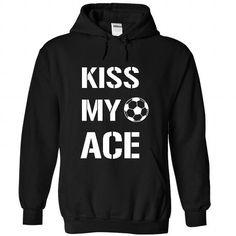 Kiss My Ace T Shirts, Hoodies. Check price ==► https://www.sunfrog.com/Sports/Kiss-My-Ace-1921-Black-29938824-Hoodie.html?41382 $41.5