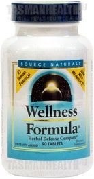 Wellness Formula is formulated to support the immune system with its great diversity of powerful herbs, vitamins and minerals, and antioxidants. The immune system is the body's first line of defence against bacteria, viruses, and fungi that may cause infections. Immune support supplements boost the immune system even when the body is under physical stress. visit us: http://www.tasmanhealth.co.nz/source-naturals-wellness-formula/ for more details!!