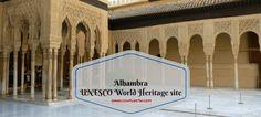 Granada Alhambra - UNESCO World Heritage site