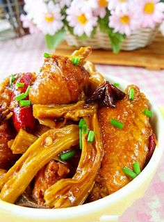Chinese Halal Food - Beer Chicken