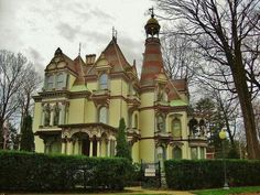victorian homes new york state | Mansion in New York