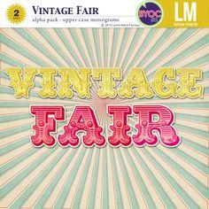 The Lilypad :: Alphas :: Vintage Fair alphas