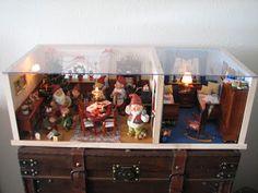 Mine dukkehuse: Min julekikkasse 2010