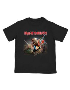 Iron Maiden The Trooper Toddler T-Shirt