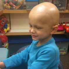 Ronan died one year ago from childhood cancer. Do something sweet for someone else today in memory of this gorgeous baby boy.