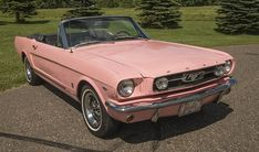 1966 Ford Mustang Convertible http://classic-auto-trader.blogspot.com #classiccars