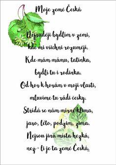 Earth Day, Kindergarten, Homeschool, Let It Be, Education, Kids, Praha, Montessori, Historia