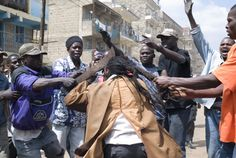 """The Mungiki (Kenyan Mafia) is found in Nairobi, Kenya's largest city. The gang formed in 1980s. The gang is known to work in """"cells,"""" each of them consisting of about 50 members that get involved with racketeering. The Mungiki are extremely against Christianity as well as any type of Westernization. The gang believes in forced female genital cutting, beheading, and mutilation. The gang is said to have some ties in the U.S., but this has never been proven."""