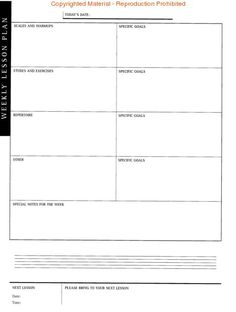 Printable Weekly Calendar Templates  Free Sample Example