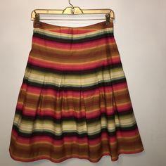 "Talbots Skirt, Size 4P Like new, no imperfections, 100% cotton, lined, 14"" flat across waist, 23"" length waist to hem. Talbots Skirts"