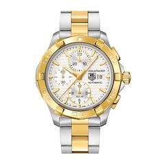 99c1071b0c93 Tag Heuer Aquaracer Automatic Chronograph Mens watch