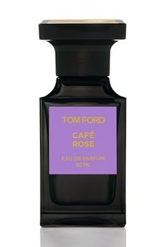 Café Rose by Tom Ford- my present from Rome. Smells divine.