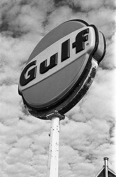 Gulf - vintage