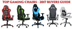 2017's Best Gaming Chair Guide.  Which one rules the rest? http://www.computerdeskguru.com/best-pc-gaming-chair