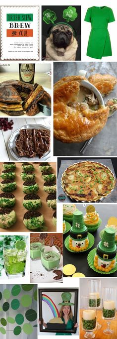 St. Patrick's Day Decorations and Recipe Ideas | Luci's Morsels