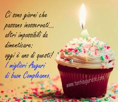 Cupcake | I migliori Auguri di buon Compleanno #compleanno #buon_compleanno #tanti_auguri