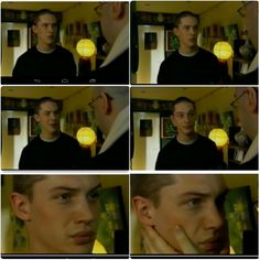A young Tom Hardy in a weird video from 2002 Tom Hardy Baby, Weird Gif, Thing 1, Best Actor, Future Husband, Logan, Exploring, Bae, Crushes