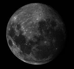 Moon Mosaic: Coachella Valley Astrophotography 7-17-16