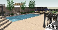 Award winning Pool Designs will make your Pool Special