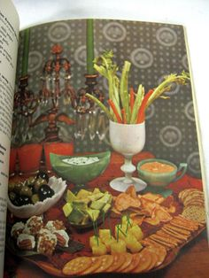 What the heck is that celery tree thing? Vintage CASSEROLE COOKBOOK 100s Recipes by AuntMabelsCookbooks