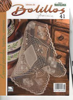 Labores de bolillos 41 - Victoria sánchez ibáñez - Picasa Web Albums