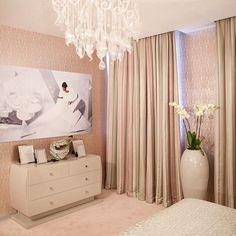 #спальня в современном стиле, дизайн @angelinaaskeriinteriors, #шторы коллекция #EXCLUSIVE #galleria_arben #шелк