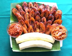 Alloco : banane plantain frit
