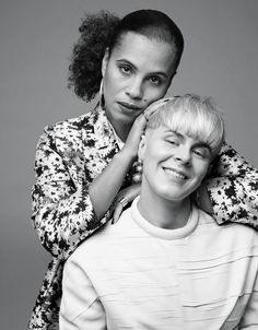 Neneh Cherry and Robyn.