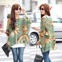 Precioso y femenino kimono de Mango.  #moda #verano #rebajas