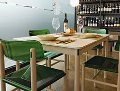Trattoria Dining Table by Magis