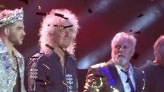 2016-5-22 Queen+Adam Lambert in Barcelona part.15 –Finale God Save The Q...