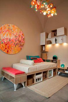 Casa FOA 2014: Cuarto joven - Sergio Muchnik / Estudio Dash #decoración