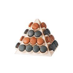 Pyramid Ivory