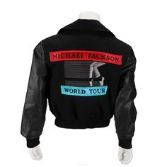 "Michael Jackson ""BAD Tour Staff Jacket"" @ Michael Jackson Global Store"