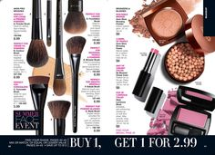 Buy 1, Get 1 for 2.99 Shop with me at www.youravon.com/camillias #B1G1 #AvonRep #AvonMakeup #AvonProducts #ILoveAvon