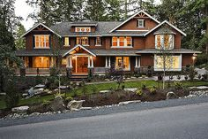LOVE!<3 I especially love the yard, and the bay window on the second floor.