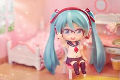 A beautiful Miku from RJDolls https://www.instagram.com/rjdolls/