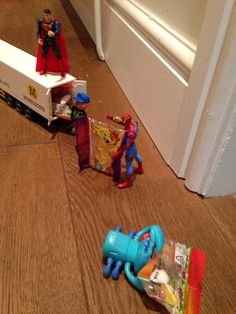 Elf on the shelf Morrisons delivery!
