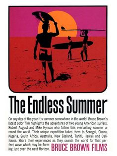 c9632986064 The Endless Summer movie poster