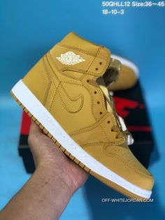 the latest a8025 80528 NIKE Air Jordan 1 Mid AJ1 50QHLL12 Khaki Casual Skateboarding Shoes  Basketball Sneakers Outlet