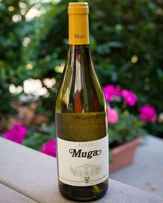 Muga Blanco Rioja. Outstanding white wine blend from one of Rioja's quintessential producers.