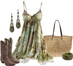 """Country Days"" by michelled2711 on Polyvore"
