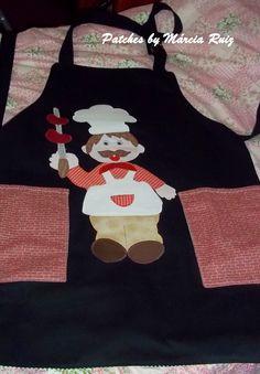 avental cozinheiro