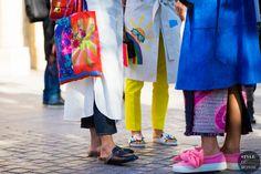 Elisa Nalin Mira Mikati Street Style Street Fashion Streetsnaps by STYLEDUMONDE Street Style Fashion Photography