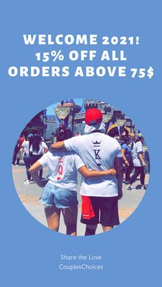 You've been happily together for years so why not show off your love to the rest of the world? These gorgeous couples matching tees are designed with a stylish and fashion forward way to show their… More