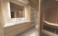 Obnova trostrukog - Aix en Provence - studio za crvenu bananu, dizajner interijera