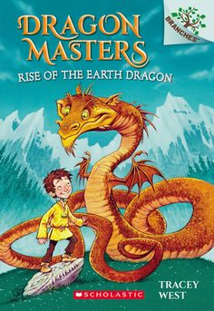 Downloadable Dragon Masters #1 Excerpt! Fantasy, magic, and mighty dragons await your young reader in this downloadable excerpt from Dragon Masters. #ScholasticBranches books are specially designed for new readers ages 5-8 and feature brave heroes like Drake and the other Dragon Masters!