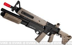 G Magpul Battle Rifle AEG w/ Masterkey Shotgun - $550.00 Drool.