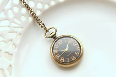 Baroque Style Pocket Watch Vintage Style Pocketwatch by Wrhs11, €17.50